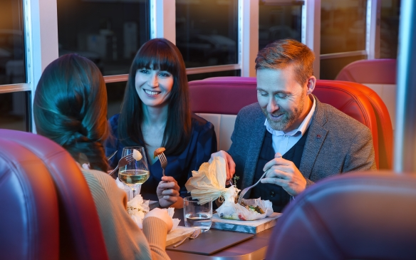 Dinner Hopping «Gourmet Tour - Unplugged»