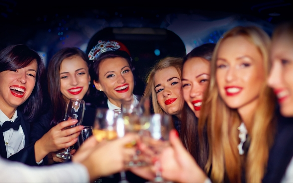 Party-bus «Ladies Night Package»