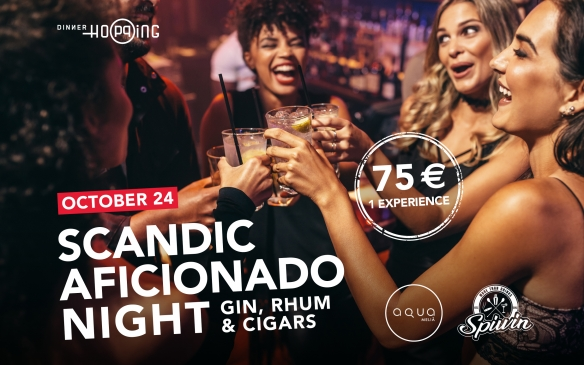 Scandic Aficionado Night